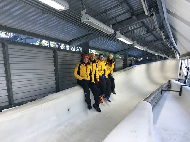 Luge World Cup 2018 Athletes