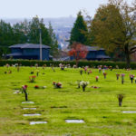 4 Adjacent Burial Plots for sale!