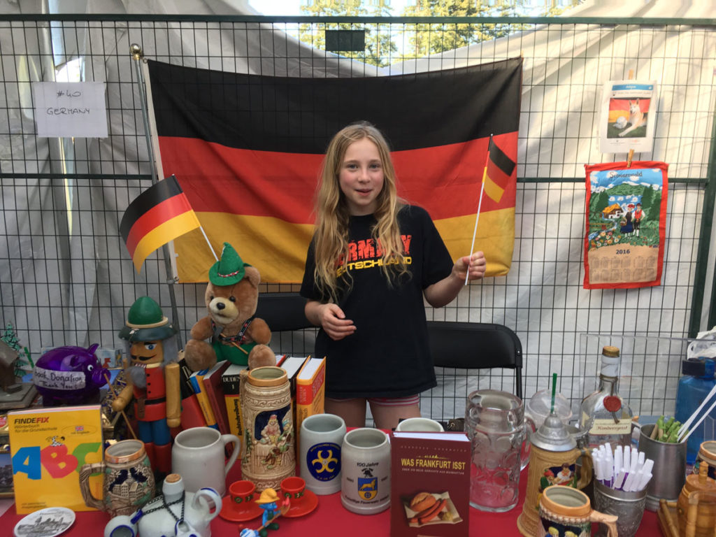 Germany Table