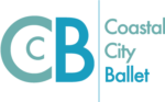 Coastal City Ballet logo