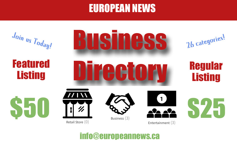 Business Directory Header